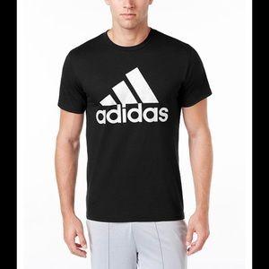 Men's Adidas Classic Logo T-shirt